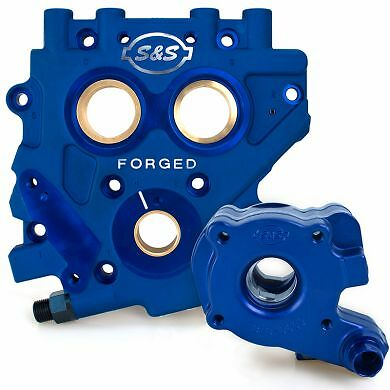 S&S TC3 Cam Plate Oil Pump & Cam Plate Kit Harley 99-06 Twin Cam EXC 06 Dyna