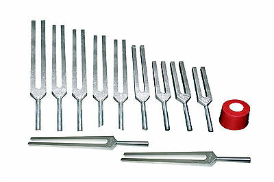 Planetary Cosmic 11 Healing Tuning Fork w Activ + Pouch