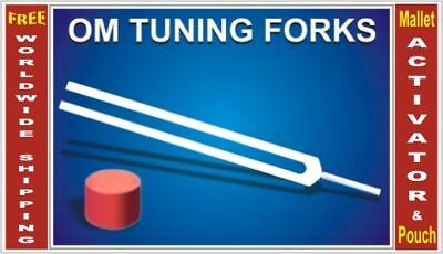 OM Tuning fork for Meditation ,Peace Relaxation & Energy - OHM Enchantment
