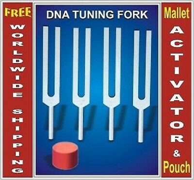 DNA Nucleotides Magical Repair 4 Healing Tuning forks