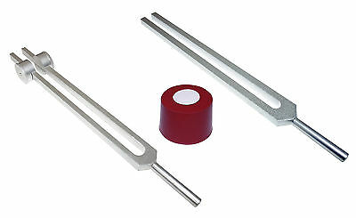 Body Pains - Therapeutic Tuning Forks used in cycle to Heal Muscle Pains