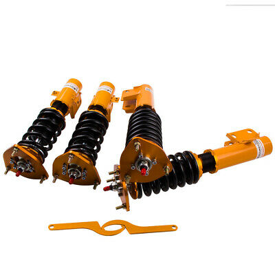 Height Adjustable Coilovers Kit For Subaru Impreza WRX GC8 Shock Absorber AMM