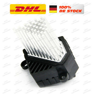 FINAL STAGE Resistor Heater Blower Fan Motor For BMW3,5,X3,X5 Series E46,E39,E83