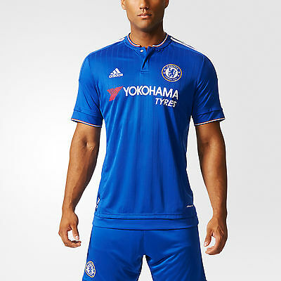 Adidas Cfc H Jsy Camiseta Oficial Chelsea Fc Original Home Jersey 2016 Ah5104