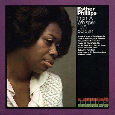 PP | Esther Phillips - From A Whisper To A Scream 180g LP NEU
