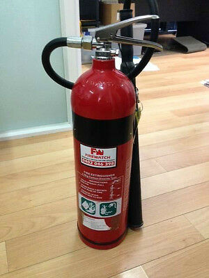 Fire Extinguisher - 3.5 Kg carbon Dioxide Type