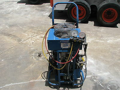 NRP LV8 Liquid Vapor Air Recovery System Unit ac