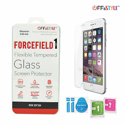 """Tempered Glass Screen Protection for 5.5"""" iPhone 6 Plus Glass Screen protector"""