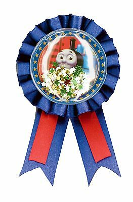 Thomas The Tank Engine Confetti Award Ribbon Badge Party Favor Loot Bag Filler