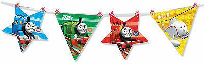 8ft Thomas Tank Engine Birthday Party Decoration - Make Your Own Banner