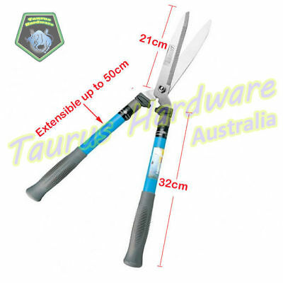 Garden Hedge Shears Scissors With Extensive Arms Sharp Blades Berent Tools