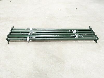5no Size 2 Acrow Acro Props 2000mm - 3300mm  - Heavier Duty - vat included
