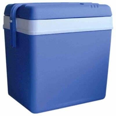 Large 24L Cooler Box Camping Beach Picnic Ice Food Insulated Travel Cool Box Bag