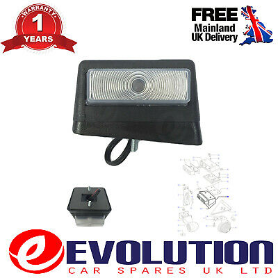 Right Side Exterior Lamp Assy Roof Marker Fits Ford Transit Mk5, Mk6, 6533435