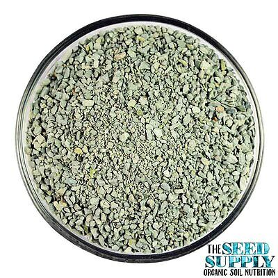 8 Oz Granular Clinoptilolite Zeolite Fertilizer - Organic Silica Water Retention
