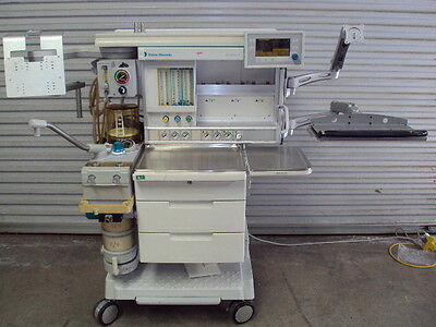 Datex Ohmeda Aestiva 5 7900 Ventilator Anesthesia Machine Surgical OR System