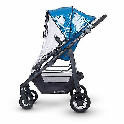 *NEW* UPPAbaby VISTA/CRUZ Toddler Seat Rain Shield - Clear -Not for RumbleSeat