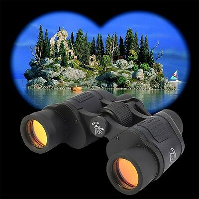 60x60 3000M High Definition Night Vision Hunting Binoculars Telescope OK