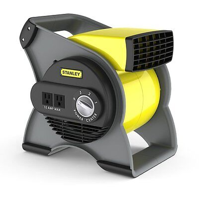 Portable High Performance Blower Fan Powerful Air Flow Speed Floor Carpet -Home