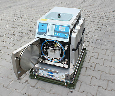 Steam Sterilizer VARIOKLAV 25 TC H+P Labortechnik AG