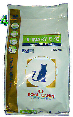 ROYAL CANIN URINARY HIGH DILUTION GATTO 1,5 kg secco per gatti con problemi
