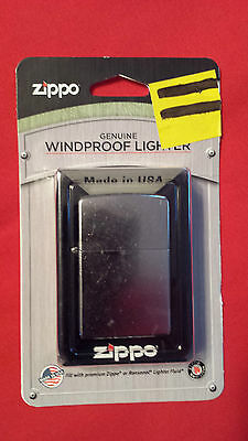 Brand New Zippo #207 Classic Street Chrome Windproof Lighter
