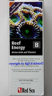 Red Sea Reef Energy B 500ml Aminosäuren 38,98€/L
