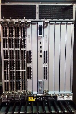 Brocade DCX 8510 (IBM 2499-816) Director with 4 x FC16-48 Blades