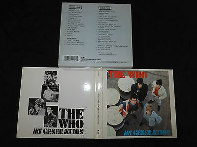 2 Cd The Who / My Generation / Deluxe Edition /