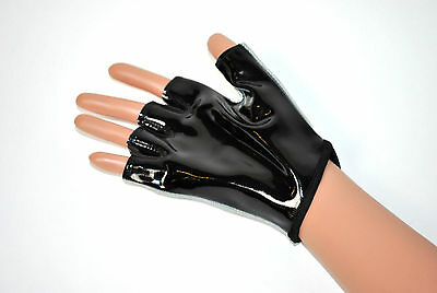 Grey Pole Dancing Gloves Tack Grip Gloves Static or Spinning Poles Fitness Class