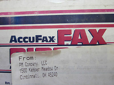 Accufax Ribbons # 00097  ***LOT OF 2***