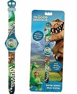 Officially Licensed | DISNEY THE GOOD DINOSAUR | Digitial Watch