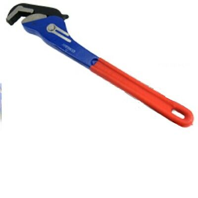 Neiko Effortless Self-Adjusting and Quick Release Pipe Wrench Set - 4 Pieces