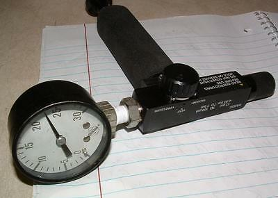 Martel MECP100 Hand Air Pump for Calibrating