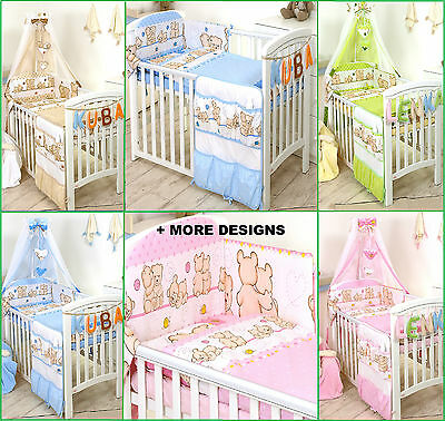 3 4 5 7 9 cot bedding set nurser baby cot cot bed set baby girl boy