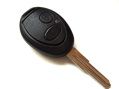 Landrover Discovery 2 Button Remote Key Fob Case Left Blade Key