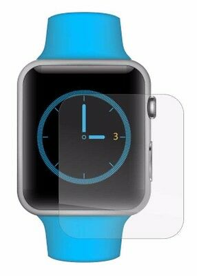 """Set of 4 Curved Screen Protector Full display cover for Apple Watch 1.7"""""""