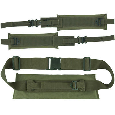 Padded Shoulder Waist Straps Belts For Alice Pack Frame Us Army Lc1 Lc-1