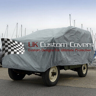 Land Rover Series 1-3 Swb Ultimate Tailored Waterproof Car Cover 193