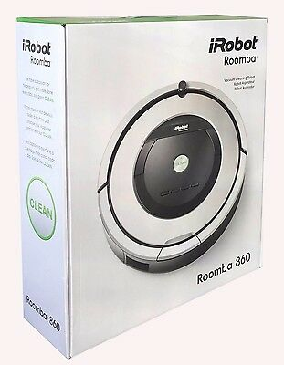 iRobot Roomba 860 Vacuum Cleaning Robot - R860020 - BRAND NEW & FAST SHIPPING!