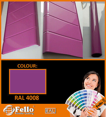 Powder Coating Powder Paint - RAL 4008 purple 5KG POLYSTER