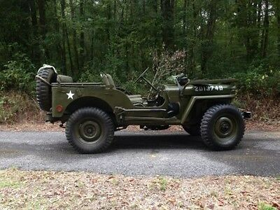 M38 M38A1 Military Army Jeep Rear Seat Frame Made In The USA