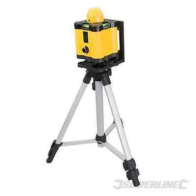 Rotary Laser Level Kit 30M Range With Carry Case