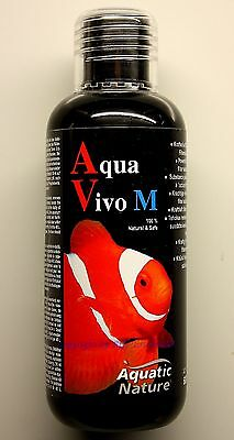 Aqua Vivo M Aquatic Nature 150ml Wasserklärer Meerwasser 3,40€/100ml