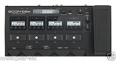 Zoom G5n Multi Effects Processor