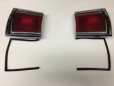 1967 Dodge Dart Tail Lights Assemblies NEW