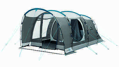 Easy Camp Palmdale 400 Tent 2016 Model- 4 Person Family Tent