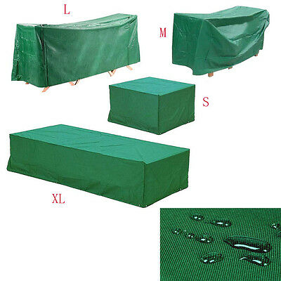 Waterproof Patio Furniture Set Cover Covers Table Sofa Bench Cube Garden Outdoor