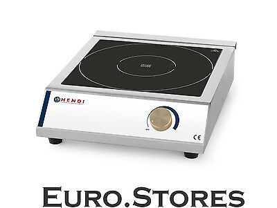 Hendi 3500M Induction Cooker 239780 Stainless Steel 3500W 240 ° C Genuine New