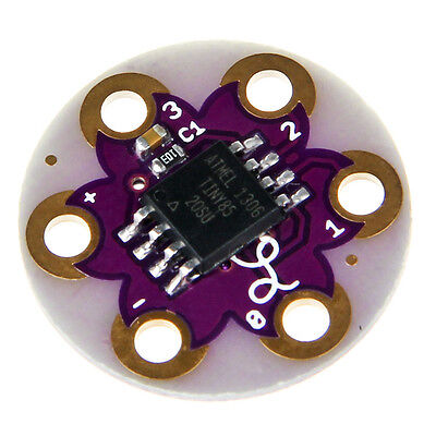 Tiny LilyPad Twinkle main board for Arduino